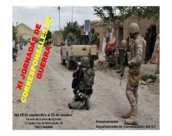 Informar en tiempo de guerras. 14 de octubre.